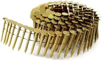 meite 15 Degree Round Head 1-1/4-Inch × .120 Wire Weld Collat