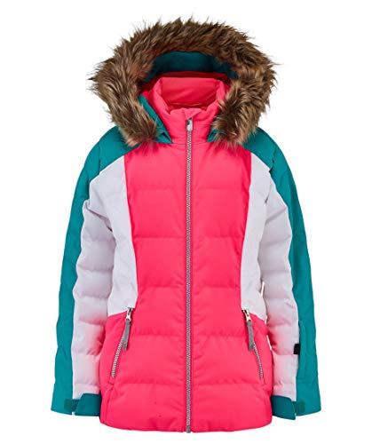Spyder Mädchen Skijacke Atlas Down Jacket Multicolor (90) 176