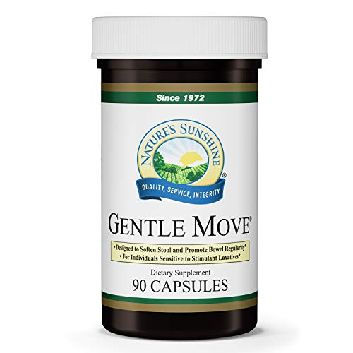 Nature's Sunshine Gentle Move, 90 Capsules