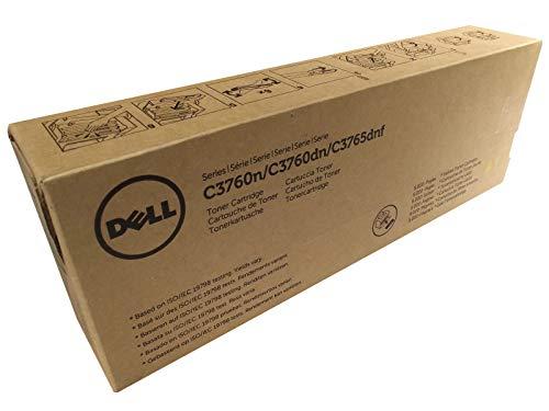 Original Dell C3760n/3760dn/3765dnf High Capacity Toner Kit - ca. 5.000 Seiten, gelb