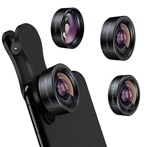 iPhone Camera Lens 3 in 1 Phone Lens Kit, 198...