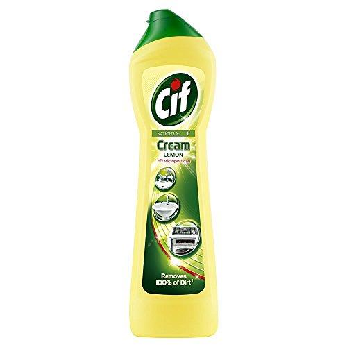 Cif Professional Cream Cleaner Lemon 500ml
