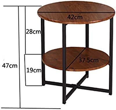 Amazon.com: DDFGDFSA Coffee Table Side Tables Furniture ...