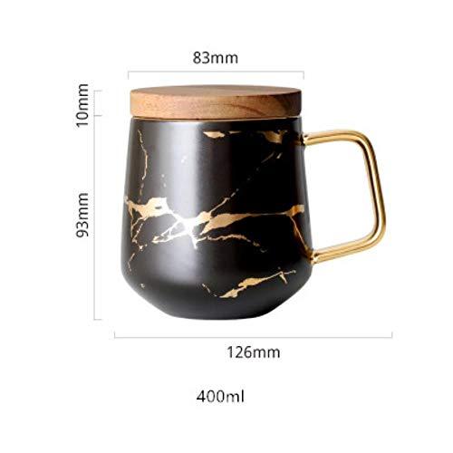 Kaffeetasse Set Vintage Englisch Katzenkot KaffeetassenItalienischer Kondensierter Kaffee Keramiktasse Untertasse Anzug Nachmittagstee Tasse Kleine Kaffeetasse Mit Geschirrlöffel Set, Style