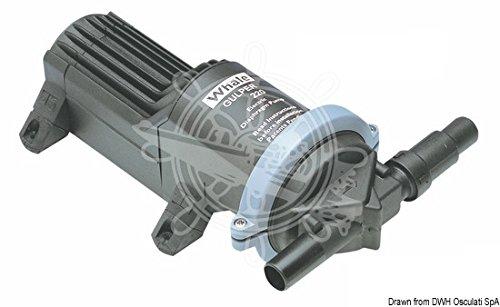 Whale Pompa Gulper 220 24 V Gulper Pump 220 24V