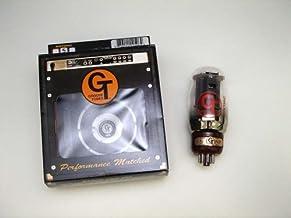 KT66C SG (シングル) 1本販売 パワー管 ゴールドライオンKT66の復刻版 グルーブチューブ 真空管