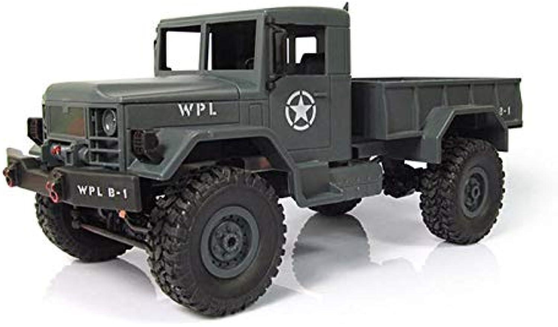 WPL B1 DIY Car Kit 1 16 2.4G 4WD RC Crawler Off Road Car Without Electronic Parts ATR COD