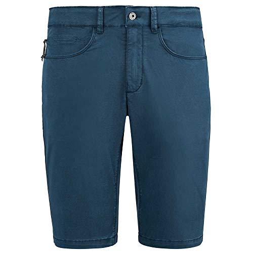 Millet - Red Wall Stretch Short d'Escalade Polyvalent - Escalade, Randonnée, Lifestyle Homme, Bleu (Orion Blue), 38