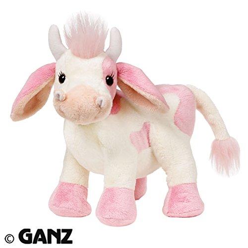 Webkinz Strawberry Cow