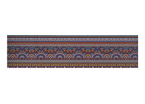 CapitanCasa Tappeto Passatoia Antiscivolo in Stampa Digitale Sprinty L'Originale India 50x600 India