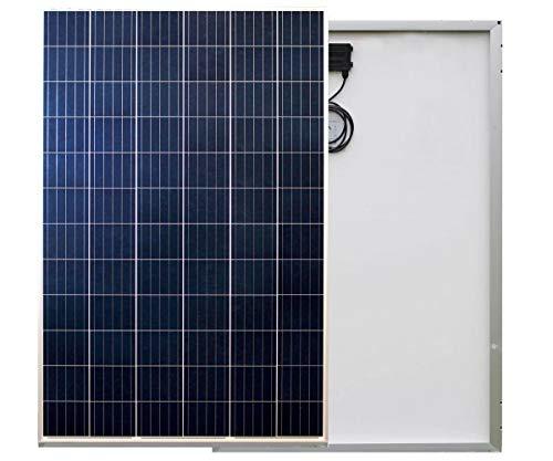 WccSolar.net Panel Solar Policristalino PlusEnergy 330W 12V/24V/48V