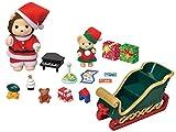 Sylvanian Families 5568 Lionels Winter-Schlitten - Casa de muñecas, Multicolor