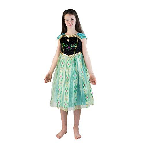Bodysocks® Disfraz de Anna para Niña