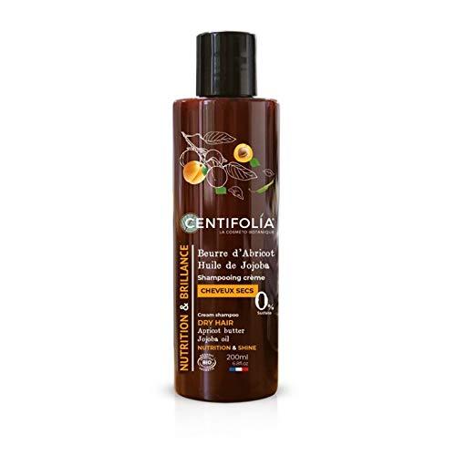 Shampoing cheveux secs BIO - flacon 200 ml
