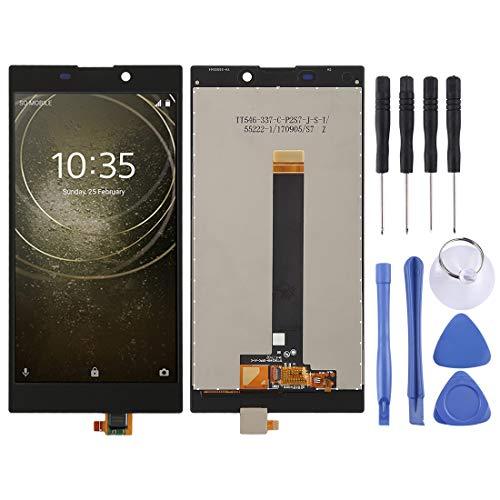 Zhouzl Sony Repuesto LCD Screen e Digitizer Full Assembly for Sony Xperia L2 (Nero) Sony Repuesto (Colore : Black)