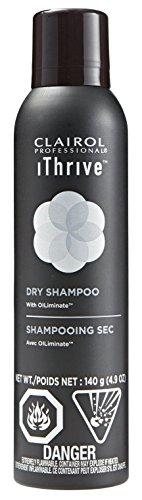 Clairol iThrive Shampoo Dry 4.9oz (3 Pack)