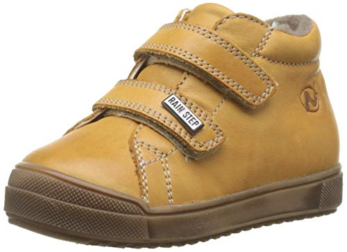 Naturino Unisex-Kinder New Mulaz Vl Hohe Sneaker, Gelb (Zucca 0g05), 28 EU