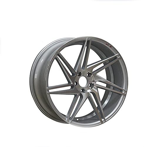 ZBHWYD Rueda de la Rueda de Aluminio de aleación de Aluminio 20 Pulgadas, Adecuado para el Banco AMG Wheel Rueda de Acero Rim BUB Cast
