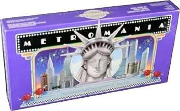 1985 Metromania First Edition New York Trivia Board Game by Metromania