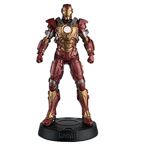 IronMan Figura DE Resina Marvel Movie Collection Especial Mark 17