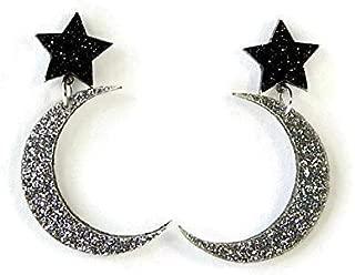 laser cut perspex jewellery