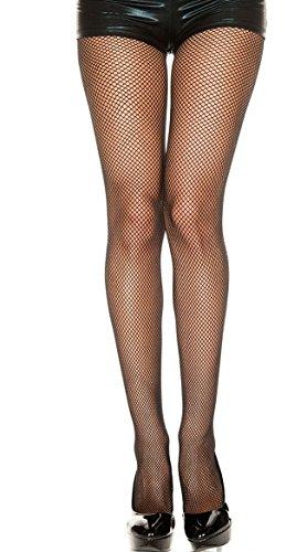 PrettyLoveHose Collant Résille Classique ,Noir,Taille unique T1 à T3 (36-38-40)