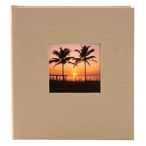 Goldbuch fotoalbum, beige, 50 mm