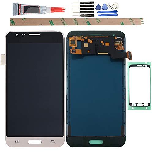 """YHX-OU para 5.0"""" Samsung Galaxy J3(2016) j320a reparación y sustitución LCD Pantalla + Pantalla táctil digitalizador con Instrumentos Gratis"""