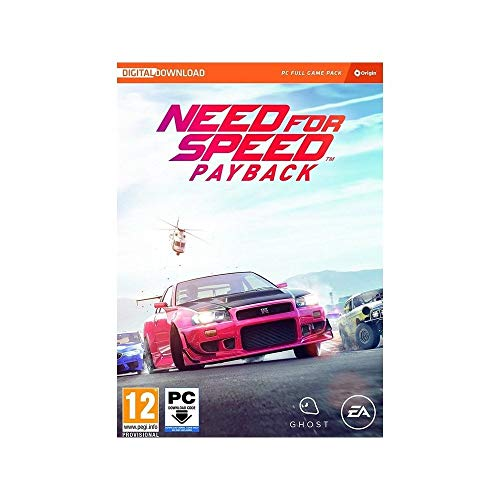 Need For Speed PayBack (PC Code in a Box) (New)