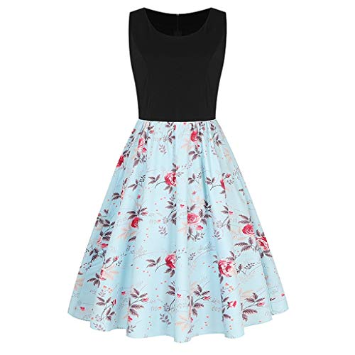 Shinehua Elegante petticoat jurken voor dames, 50 stuks, retro swingen, vintage, rockabilly jurk, knielang, bloemenjurk, avondjurk, zomerjurk, partyjurk