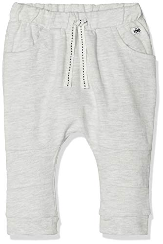TOM TAILOR Kids TOM TAILOR Kids Baby-Jungen Sweat Pants Jogginghose, Lunar Rock Melange|Beige 8439, 74