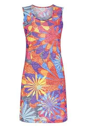 Ringella Damen Shirt in Ausbrenner-Optik bunt 48 0211090, bunt, 48