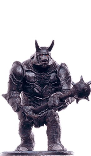 Lord of the Rings Figurine Collection Nº 114 Battle Troll