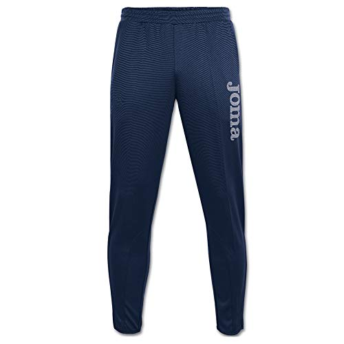 Joma 8011.12.31 Pantalon Sportswear, Bleu, FR : L (Taille Fabricant : L)