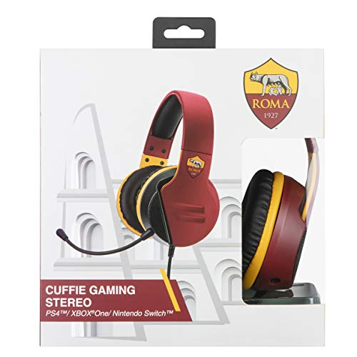 Qubick Cuffie Gaming Stereo As Roma