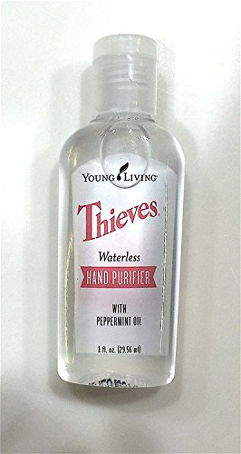 Young Living Thieves Handreiniger, wasserlos, 28 ml oz. by ätherische Öle