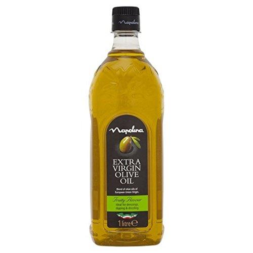 Napolina Olio Extra Vergine Di Oliva 1L Sapore Fruttato