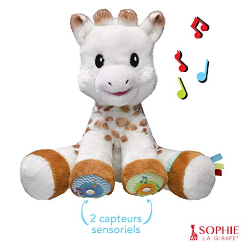 Sophie la Girafe Peluche Magique Multicolore