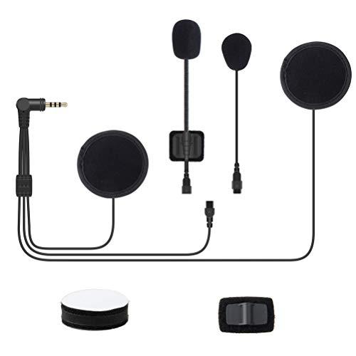 LEXIN Auricolare Bluetooth per FT4 Casco Moto Citofono