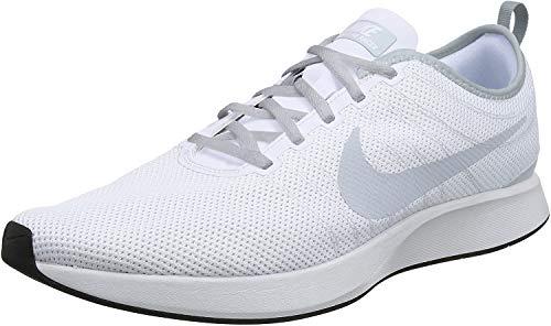 Nike Man Sneaker Shoes Casual Free TIME Synthetic 918227 DUALTONE Racer 40 EU - 7 USA - 6 UK Bianco Grigio White Grey