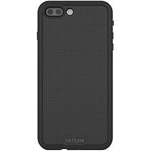 Customer reviews Dog & Bone Wetsuit Impact Rugged Waterproof Case for Apple iPhone 7 Plus - Blackest Black:Downloadlagump3gratis