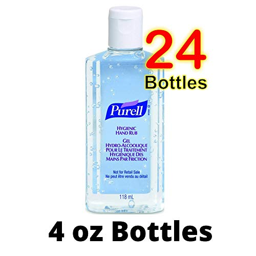 PURELL 2425-DS LTX or TFX Touch-Free Hand Sanitizer Dispenser Floor Stand Pack of 2 Black 16 3//5w x 5 29//100d x 23 3//4h