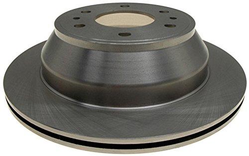 ACDelco Silver 18A1207A Rear Disc Brake Rotor