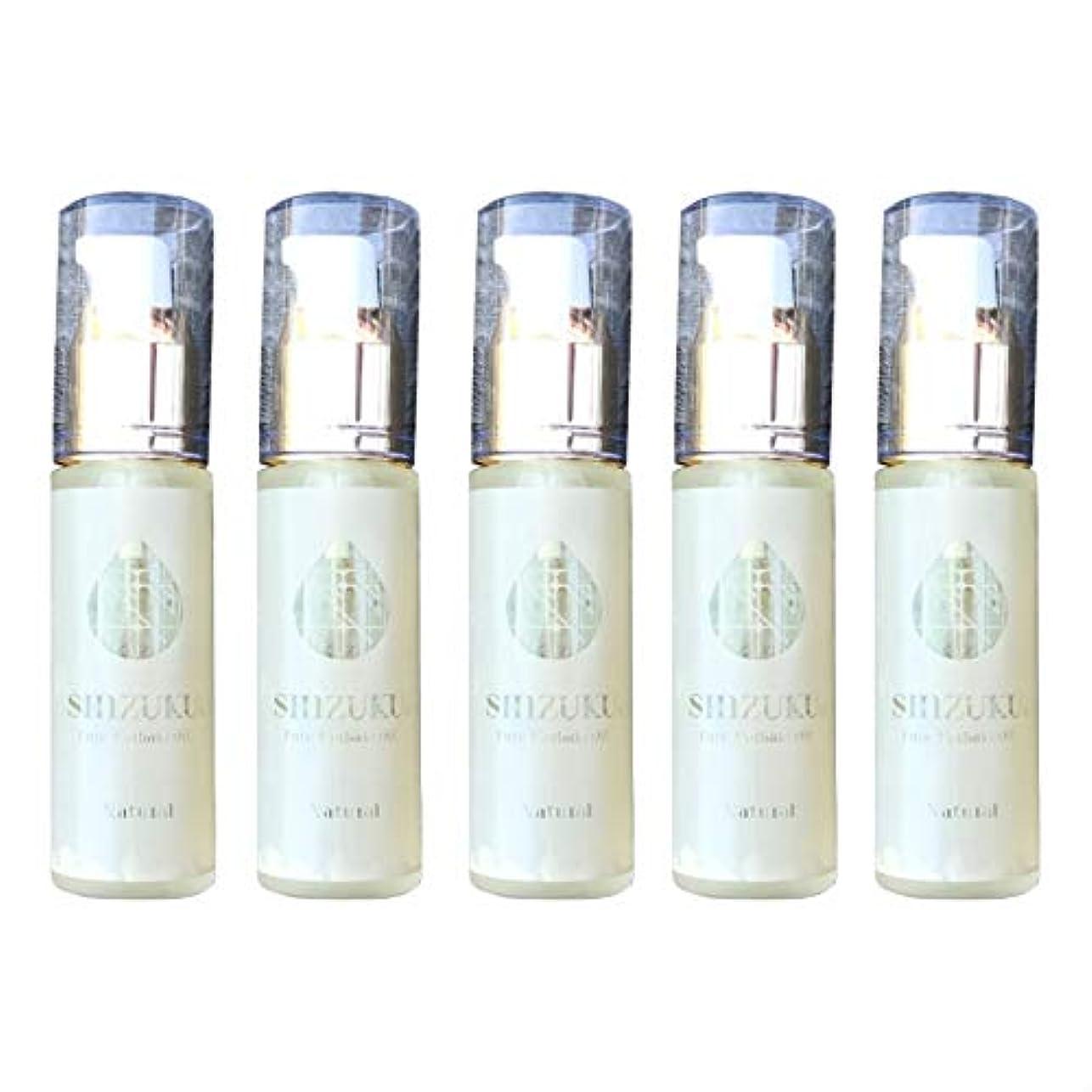 床同一の励起雫 椿オイル ナチュラル 30ml 五島 精製椿油 (ナチュラル30ml 5本)