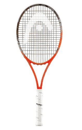 HEAD  Tennisschläger YouTek IG Radical MP, orange/grau, Griffgröße 2, RH230422L2