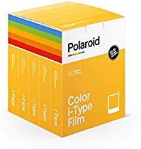 Polaroid Originals Instant Color I-Type Film - 40x Film Pack (40 Photos) (6010)