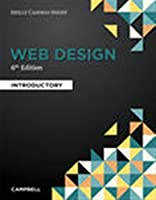Web Design: Introductory, 6th Edition Front Cover