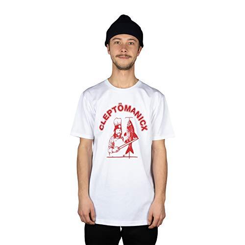 Dönicx T-Shirt Größe: XL Farbe: Weiß