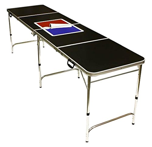 Beer Pong Table with Bottle Opener