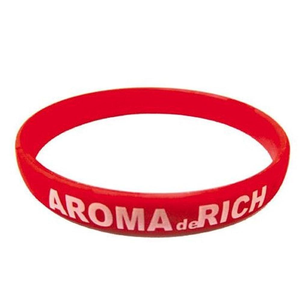 風邪をひく天アレイAROMA DE RICH?BRACE アロマブレスB 2個セット フラワーフレグランス